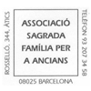 Associació Sagrada Família