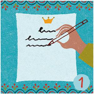 1. Personas adultas en situación desfavorable escriben una carta a los Reyes Majos pidiendo un deseo